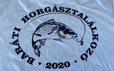 2. Baráti Horgásztalálkozó