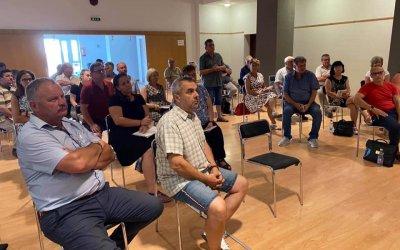 Választókerületei egyeztetés a térség polgármestereivel